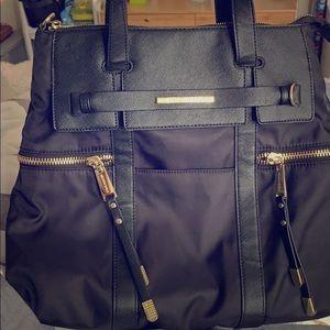 Steve Madden Convertible Backpack (black)